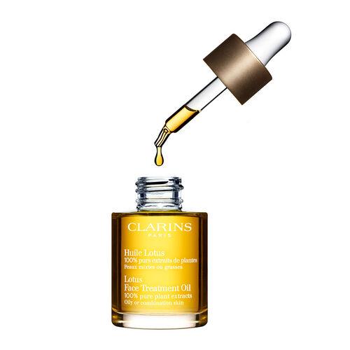 蓮花面部護理油