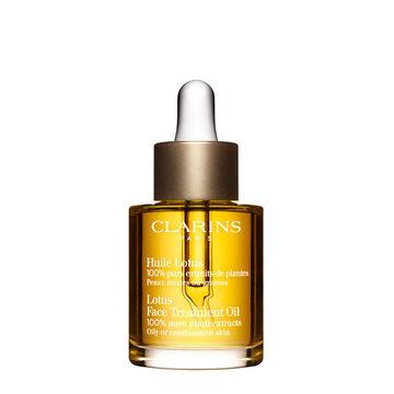 蓮花面部護油 混合或油性肌膚適用