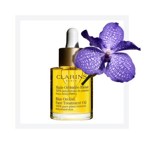 蘭花面部護理油
