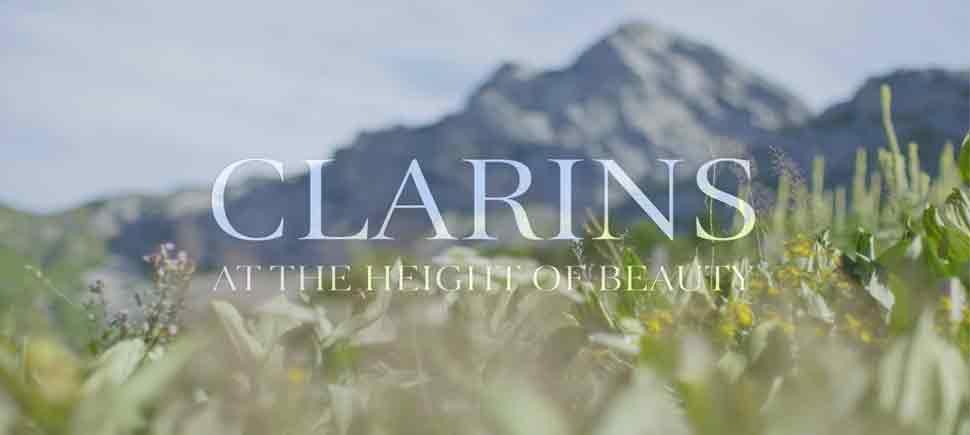 Domaine Clarins短片
