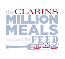 「Clarins Million Meals Concert for FEED」音樂會