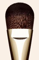 扁頭型粉底刷能提高妝容瑕遮度