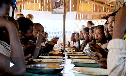 FEED X 克蘭詩,馬達加斯加專案