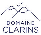 Domaine Clarins標誌