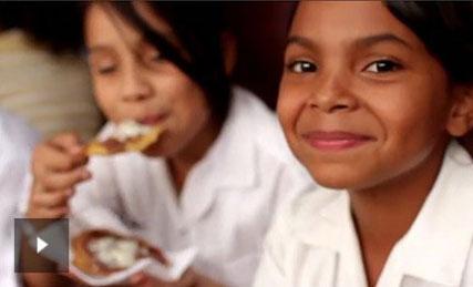 克蘭詩於洪都拉斯的影片
